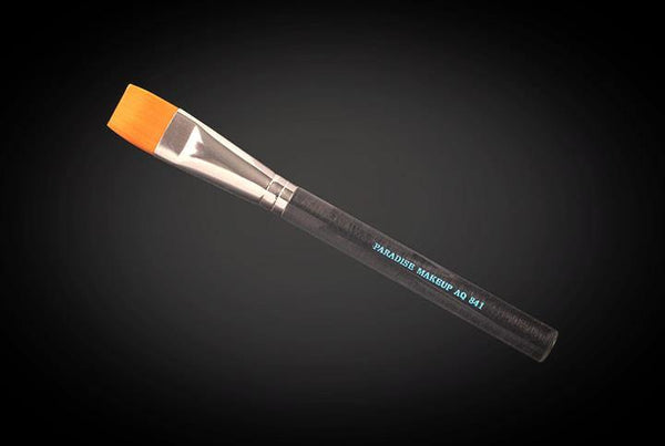 "Paradise Prisma 3/4"" Square Brush, Brushes, Mehron, tmyers.com - T. Myers Magic Inc."