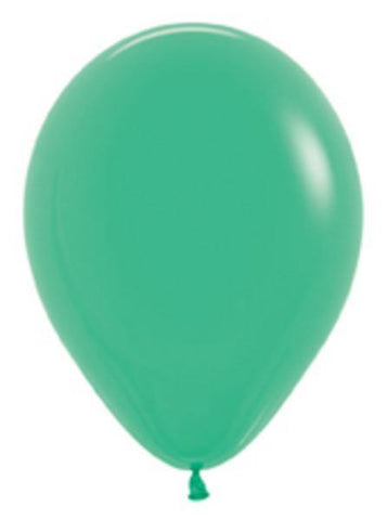 "11""Betallatex Fashion Singles Green-100 Count, 11RBF, Betallatex, tmyers.com - T. Myers Magic Inc."