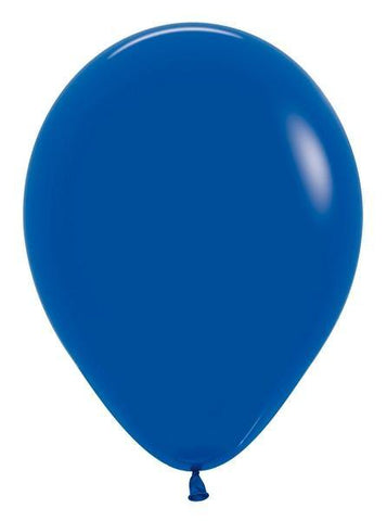 "11""Betallatex Fashion Singles Royal Blue-100 Count, 11RBF, Betallatex, T. Myers Magic Inc. - T. Myers Magic Inc."