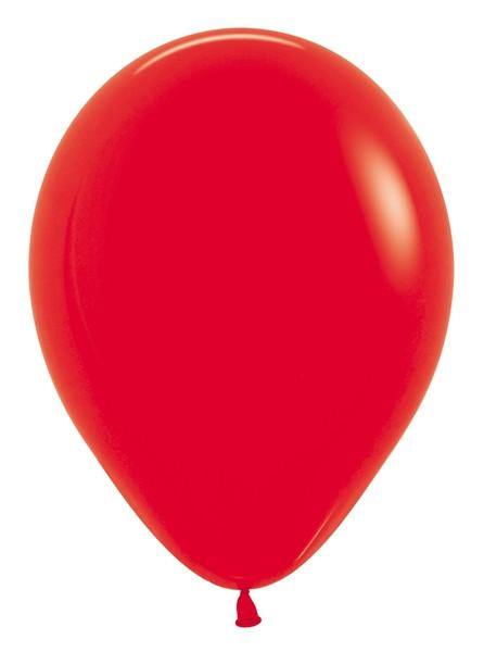 "11""Betallatex Fashion Singles Red-100 Count, 11RBF, Betallatex, T. Myers Magic Inc. - T. Myers Magic Inc."