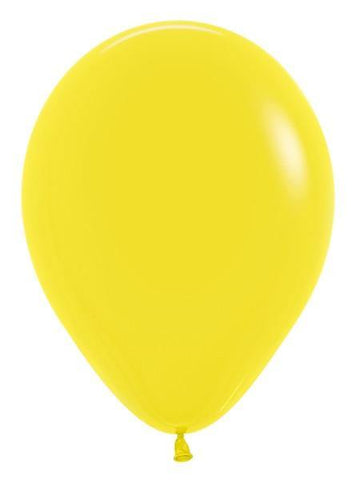 "11""Betallatex Fashion Singles Yellow-100 Count, 11RBF, Betallatex, T. Myers Magic Inc. - T. Myers Magic Inc."