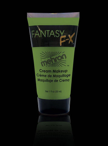 Mehron FX Water Based Makeup-Green, Face Paint, Mehron, tmyers.com - T. Myers Magic Inc.