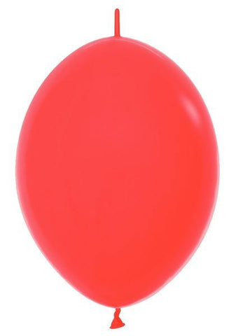 "12""Link-O-Loon Fashion Red-50 Count, 12LBF, Betallic, T. Myers Magic Inc. - T. Myers Magic Inc."