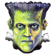 Frankenstein Qualatex Foil Balloon, , Qualatex, tmyers.com - T. Myers Magic Inc.
