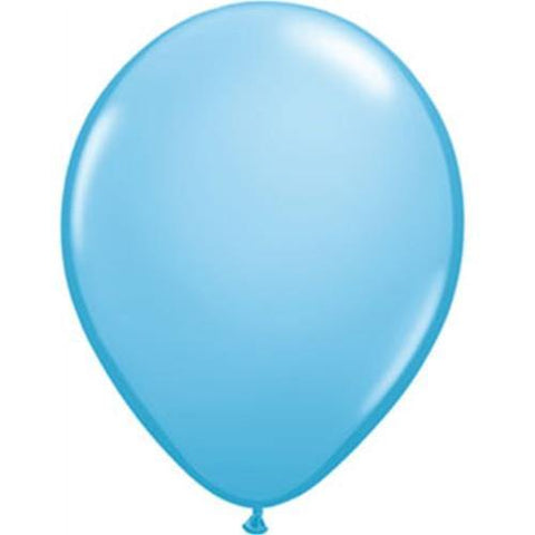 "16"" Qualatex Standard Pale Blue-50 Count, 16RQ, Qualatex, tmyers.com - T. Myers Magic Inc."