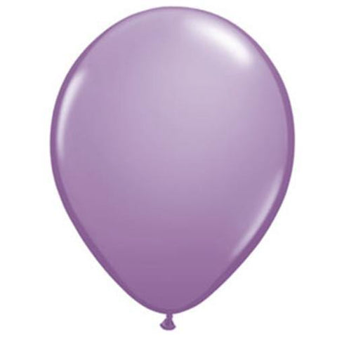 "16"" Qualatex Spring Lilac-50 Count, 16RQ, Qualatex, T. Myers Magic Inc. - T. Myers Magic Inc."