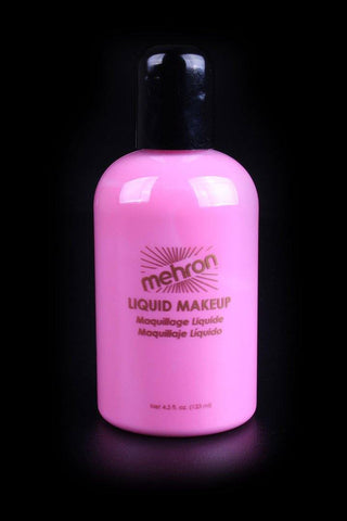 Mehron Liquid Makeup Pink