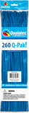 260Q Pak! Standard Dark Blue-50 Count, 260Q-Pak, Qualatex, tmyers.com - T. Myers Magic Inc.