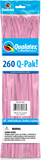 260Q Pak! Neon Pink-50 Count, 260Q-Pak, Qualatex, tmyers.com - T. Myers Magic Inc.