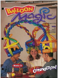 Balloon Magic Magazine #13 - Make a Connection, Magazines, Qualatex, tmyers.com - T. Myers Magic Inc.