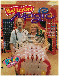 Balloon Magic Magazine #15 - Drive Time, Magazines, Qualatex, tmyers.com - T. Myers Magic Inc.