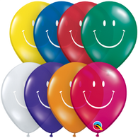 5RQI Smiling Face Assortment, 5RQI, Qualatex, T. Myers Magic Inc. - T. Myers Magic Inc.