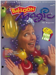 Balloon Magic Magazine #18 - Fun Food, Magazines, Qualatex, tmyers.com - T. Myers Magic Inc.