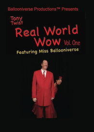 Tony Twist-Real World Wow Vol 1