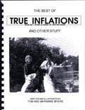 Best of True Inflations by Tom Myers, Book, Tom Myers, tmyers.com - T. Myers Magic Inc.