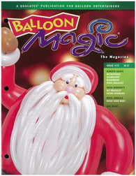 Balloon Magic Magazine #73 - Saint Nick, Magazines, Qualatex, tmyers.com - T. Myers Magic Inc.