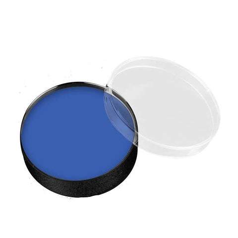 Color Cup Blue, Clown Makeup, Mehron, tmyers.com - T. Myers Magic Inc.