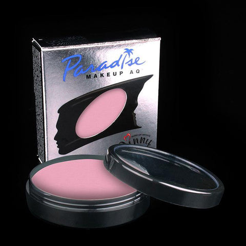 Paradise Pro Cup Light Pink, Face Paint, Mehron, tmyers.com - T. Myers Magic Inc.