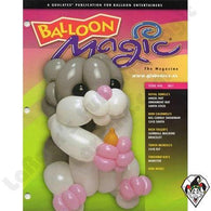 Balloon Magic Magazine #62 - Christmas 2011, Magazines, Qualatex, tmyers.com - T. Myers Magic Inc.