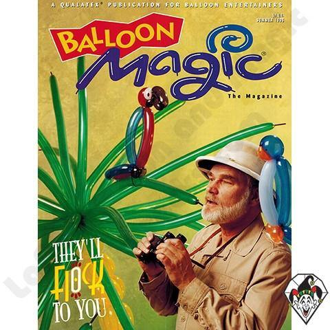 Balloon Magic Magazine #5- They'll Flock to You, Magazines, Qualatex, tmyers.com - T. Myers Magic Inc.