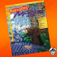 Balloon Magic Magazine #83 - Waterfall, Magazines, Qualatex, tmyers.com - T. Myers Magic Inc.