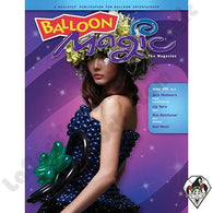 Balloon Magic Magazine #86 - Rockin' the Runway, Magazines, Qualatex, tmyers.com - T. Myers Magic Inc.