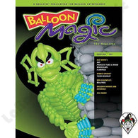 Balloon Magic Magazine #49 - Balloon Manor, Magazines, Qualatex, tmyers.com - T. Myers Magic Inc.