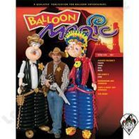 Balloon Magic Magazine #50 - Spaghetti Western, Magazines, Qualatex, tmyers.com - T. Myers Magic Inc.