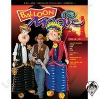 Balloon Magic Magazine #50 - Spaghetti Western
