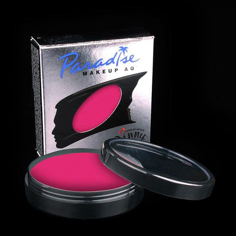 Paradise Pro Cup Dark Pink, Face Paint, Mehron, tmyers.com - T. Myers Magic Inc.