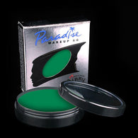 Paradise Pro Cup Amazon Green, Face Paint, Mehron, tmyers.com - T. Myers Magic Inc.