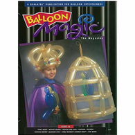 Balloon Magic Magazine #24 - Myths, Medieval and More, Magazines, Qualatex, tmyers.com - T. Myers Magic Inc.