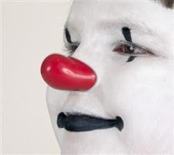 ProKnows Gloss Foam Nose AL (Medium), Clown Nose, ProKnows, tmyers.com - T. Myers Magic Inc.
