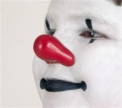 ProKnows Gloss Foam Nose BC-2 (Medium), Clown Nose, ProKnows, tmyers.com - T. Myers Magic Inc.
