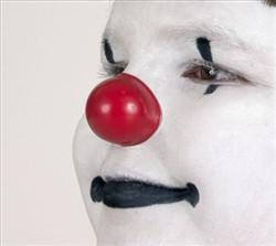 ProKnows Gloss Foam Nose BS-1 (Small), Clown Nose, ProKnows, tmyers.com - T. Myers Magic Inc.