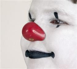 ProKnows Gloss Foam Nose E-1 (Medium), Clown Nose, ProKnows, tmyers.com - T. Myers Magic Inc.