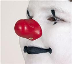 ProKnows Gloss Foam Nose HOB, Clown Nose, ProKnows, tmyers.com - T. Myers Magic Inc.