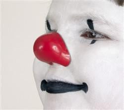 ProKnows Gloss Foam Nose Lindy (Small), Clown Nose, ProKnows, tmyers.com - T. Myers Magic Inc.