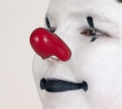 ProKnows Gloss Foam Nose - Mark, Clown Nose, ProKnows, tmyers.com - T. Myers Magic Inc.