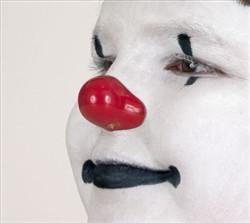 ProKnows Gloss Foam Nose PM (Small), Clown Nose, ProKnows, tmyers.com - T. Myers Magic Inc.