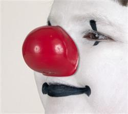 ProKnows Gloss Foam Nose-Ralph (Large), Clown Nose, ProKnows, tmyers.com - T. Myers Magic Inc.