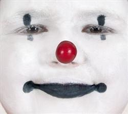 ProKnows Gloss Foam Nose T-1 (Tip-Fits All), Clown Nose, ProKnows, tmyers.com - T. Myers Magic Inc.