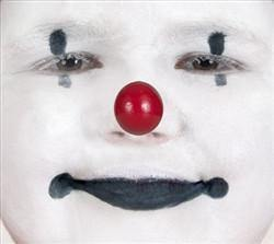 ProKnows Gloss Foam Nose T-2 (Tip-Fits All), Clown Nose, ProKnows, tmyers.com - T. Myers Magic Inc.