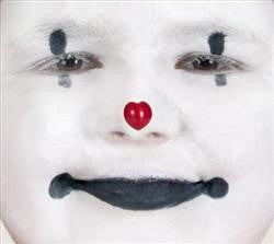 ProKnows Gloss Foam Nose T-6 (Tip-Fits All), Clown Nose, ProKnows, tmyers.com - T. Myers Magic Inc.