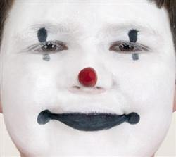 ProKnows Gloss Foam Nose T-7 (Tip-Fits All), Clown Nose, ProKnows, tmyers.com - T. Myers Magic Inc.