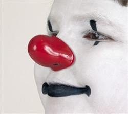 ProKnows Gloss Foam Nose - V (Medium), Clown Nose, ProKnows, tmyers.com - T. Myers Magic Inc.