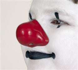 ProKnows Gloss Foam Nose W-S (Wide), Clown Nose, ProKnows, tmyers.com - T. Myers Magic Inc.
