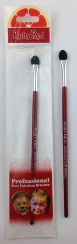 Ruby Red Face Painting Brush-Smoothie Blender Small, Face Paint, Ruby Red, tmyers.com - T. Myers Magic Inc.