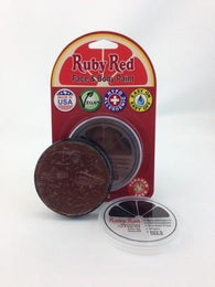 Ruby Red Face & Body Paint 18 ml-Chocolate, Face Paint, Ruby Red Paint, tmyers.com - T. Myers Magic Inc.