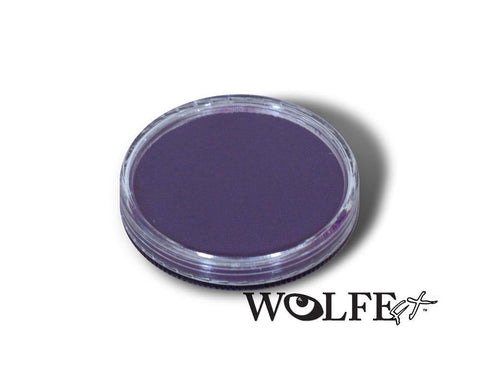 WB Hydrocolor Essentials Cake Lilac-30g, Wolfe Paint, WolfeFX, tmyers.com - T. Myers Magic Inc.